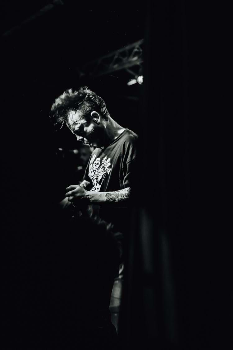 Music Photography - James Baldwin